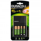 CARICABATTERIE DURACELL MULTI