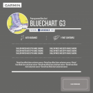 CARTOGRAFIA GARMIN BlueChart® g2 HD