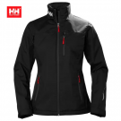 HH WOMEN CREW JACKET BLACK