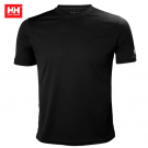HH TECH T-SHIRT EBONY