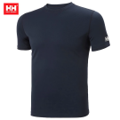 HH TECH T-SHIRT NAVY