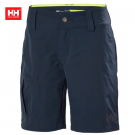 HH WOMEN QD CARGO SHORTS NAVY