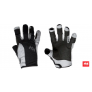 HH SAILING GLOVE LONG BLACK