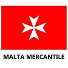 BANDIERA MALTA MERCANTILE