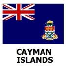 BANDIERA CAYMAN ISLANDS